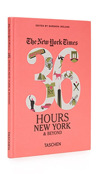 Taschen New York Times 36 Hours: New York & Beyond