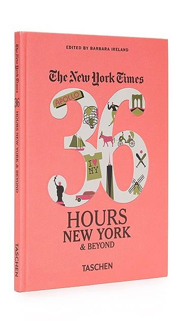 Taschen New York Times 36 Hours: New York & Beyond