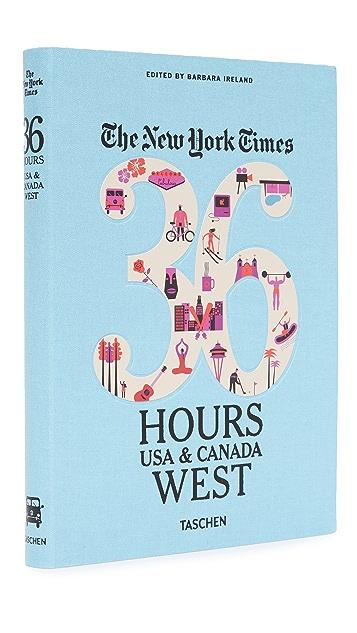 Taschen New York Times 36 Hours: West Coast