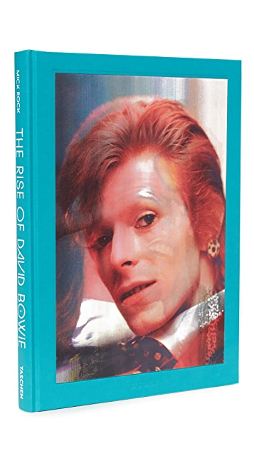 Taschen The Rise of David Bowie