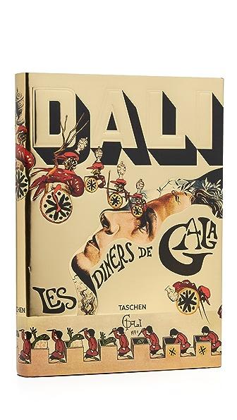 Taschen Dali Les Diner de Gala
