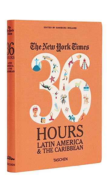 Taschen The New York Times: 36 Hours Latin America & The Caribbean