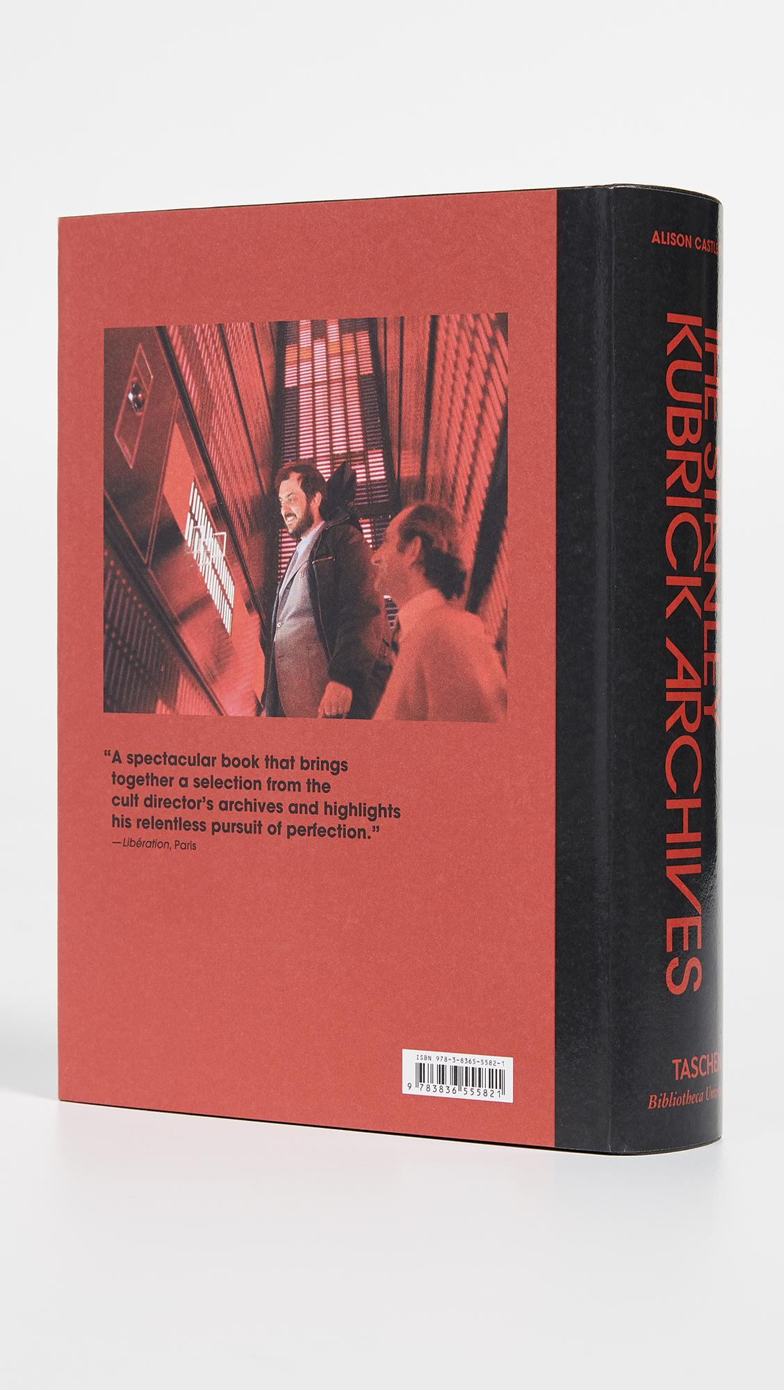 49d077c3e5d66 Taschen The Stanley Kubrick Archives