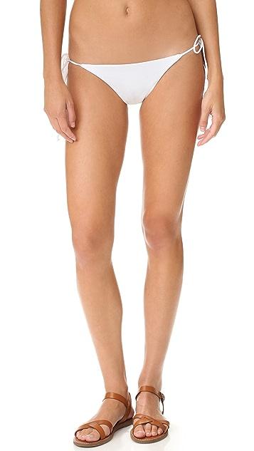 Tavik Swimwear Jax Ribbed Bikini Bottoms