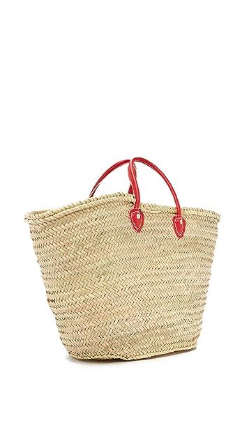 MISA Объемная сумка с короткими ручками Hola