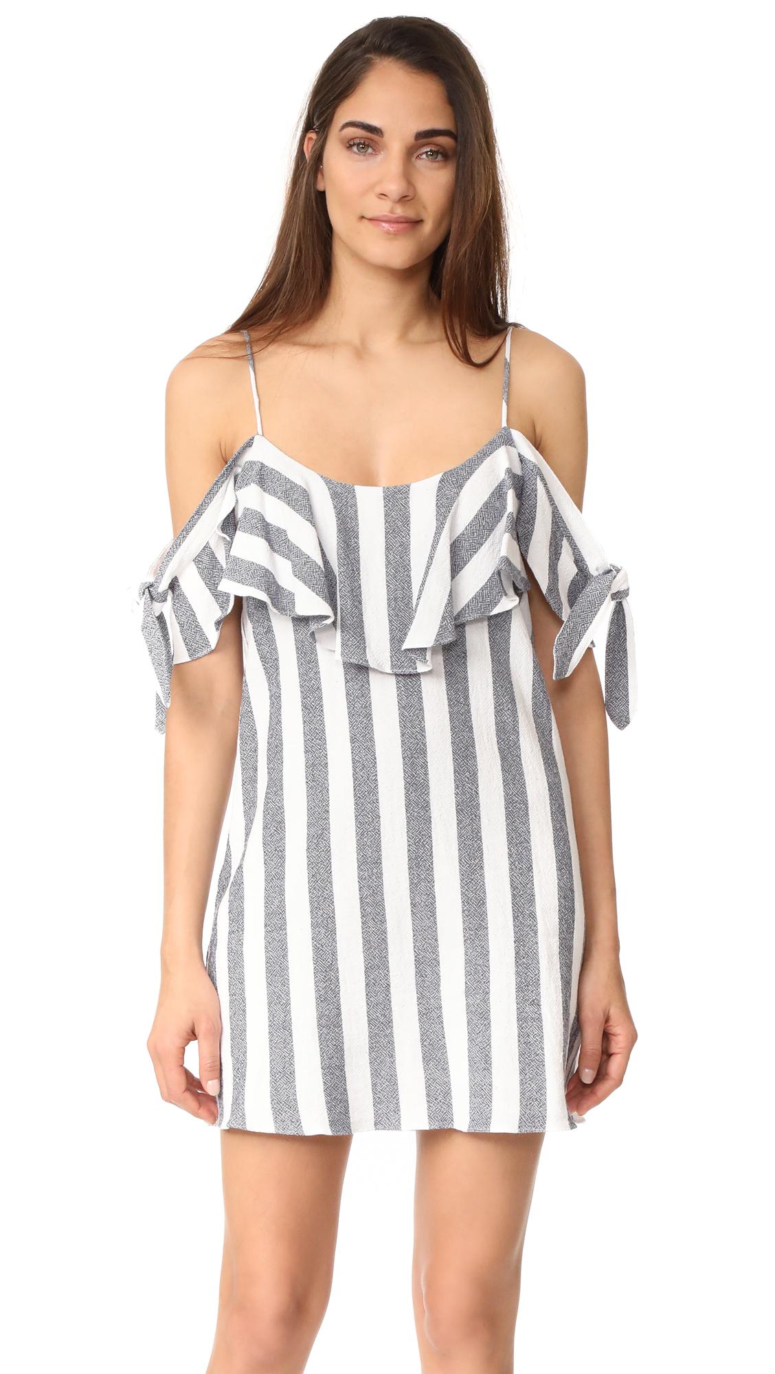 T bag maxi dress