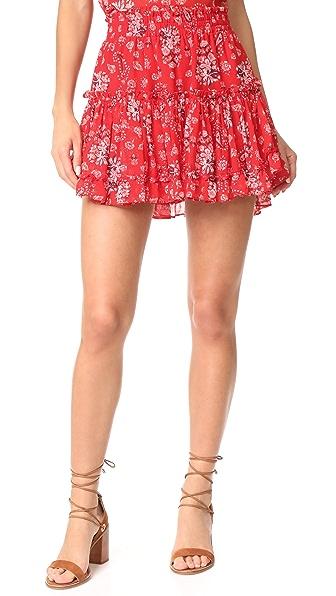 MISA Marion Skirt In Fl2