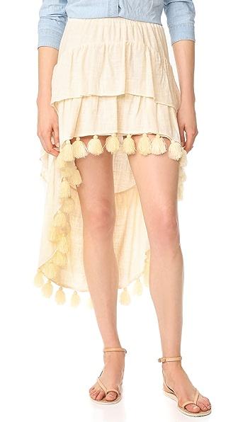 MISA Santina Skirt - Cream