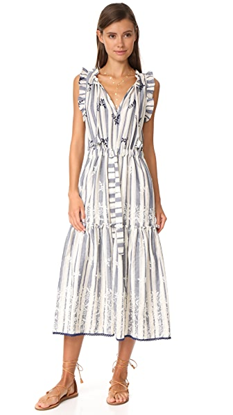 MISA Martina Dress In Fl10
