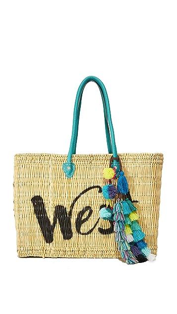 MISA West Jane Box Bag