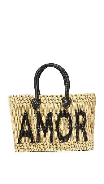 MISA Amor Jane Box Bag