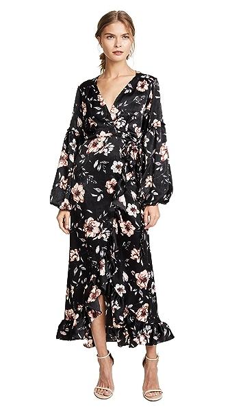 MISA Luna Dress In Ma1
