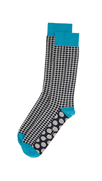 Ted Baker Oxen Dot Socks