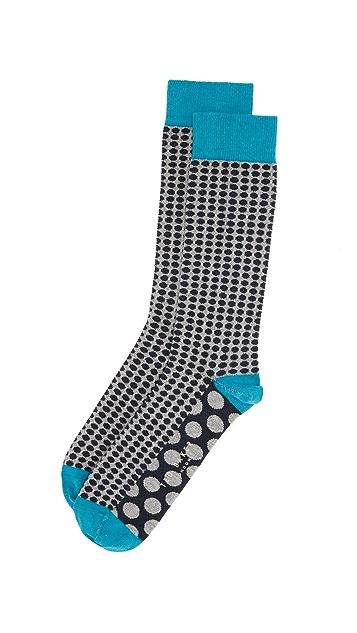 Ted Baker Oxen Dot Socks