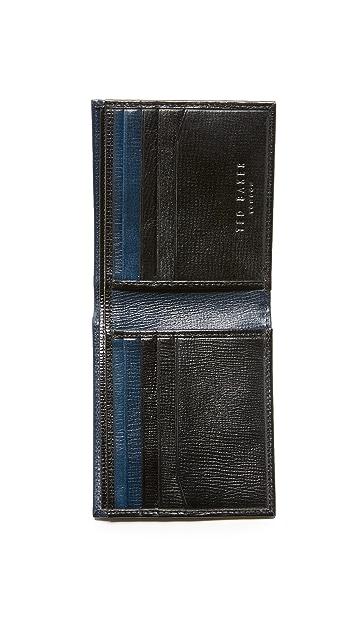 Ted Baker Crossgrain Wallet