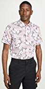 Ted Baker Ozcar Bird Print Shirt