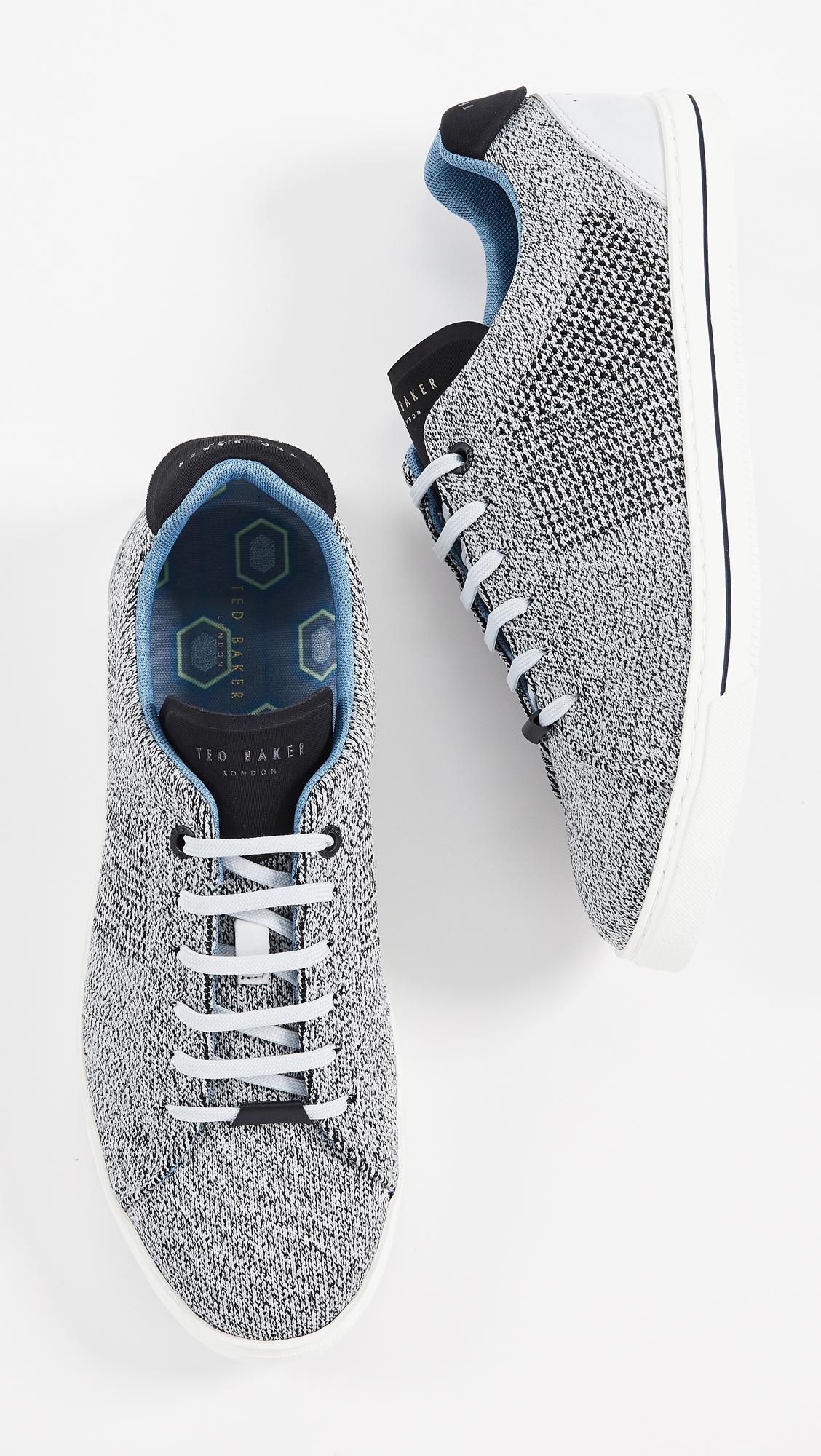 e357e59c574bc Ted Baker Plowns Flyknit Sneakers   EAST DANE