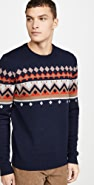 Ted Baker Fair Isle Sweater