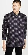 Ted Baker Fille Polka Dot Shirt
