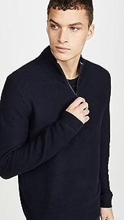 Ted Baker Newport Quarter Zip Sweater