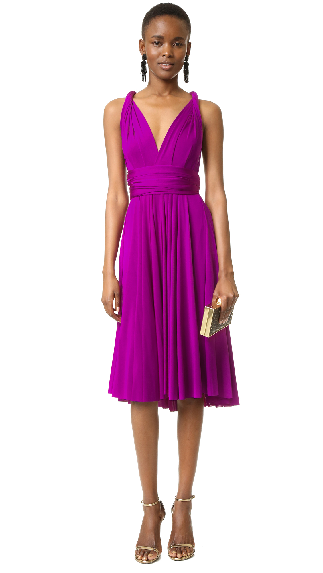 Twobirds Tea Length Convertible Dress | SHOPBOP