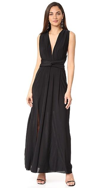 Twobirds Slit Dress