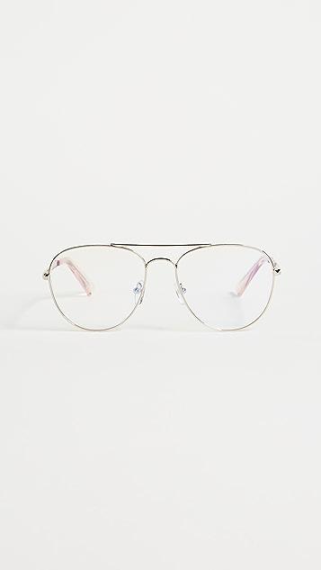 The Book Club Hard Times Strain Free Glasses