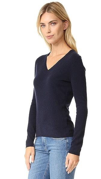 кашемировый пуловер женский купить с доставкой
