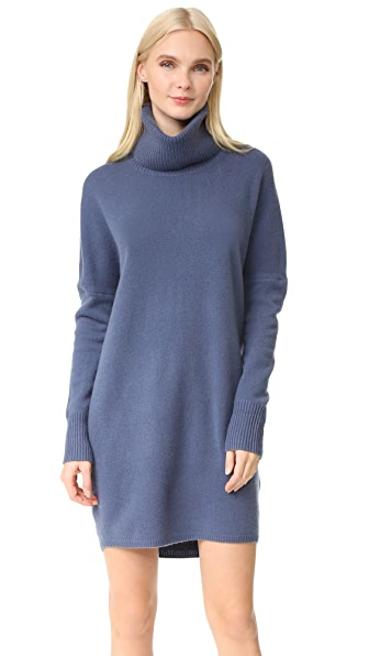 TSE Cashmere A-Line Cashmere Dress