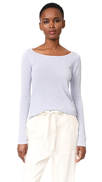 TSE Cashmere Ballet Neck Sweater