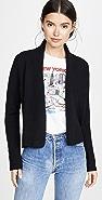TSE Cashmere Cropped Cardigan