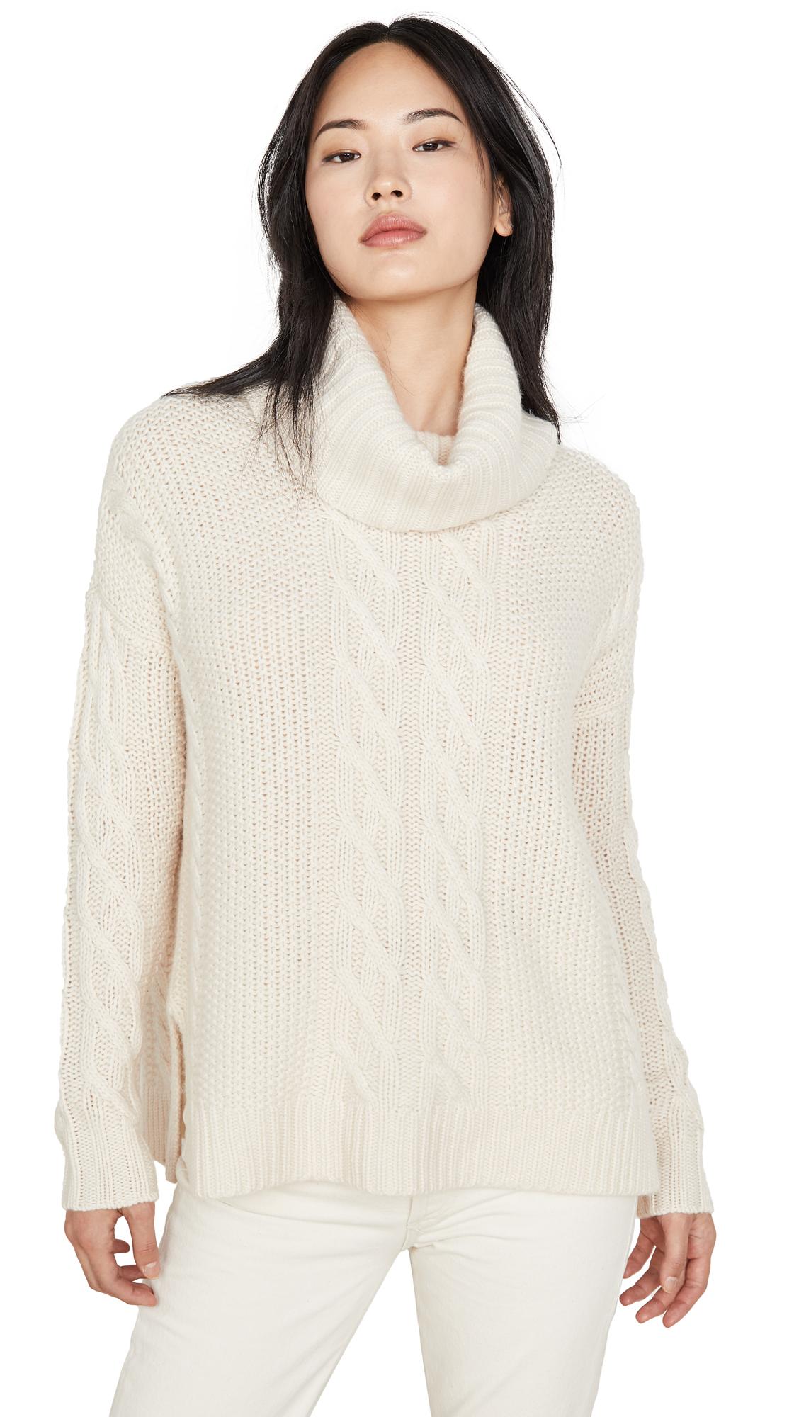 Buy TSE Cashmere online - photo of TSE Cashmere Cashmere Poncho Sweater