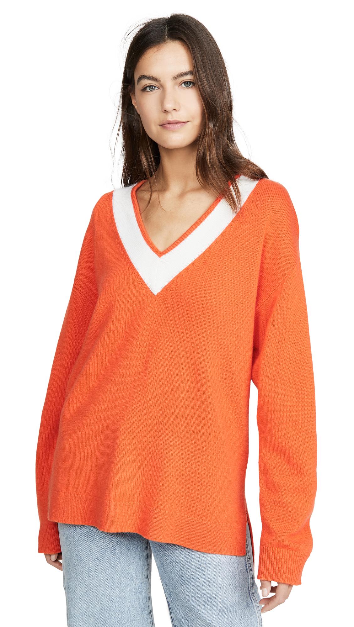 Buy TSE Cashmere online - photo of TSE Cashmere Long Sleeve Cashmere Sweater