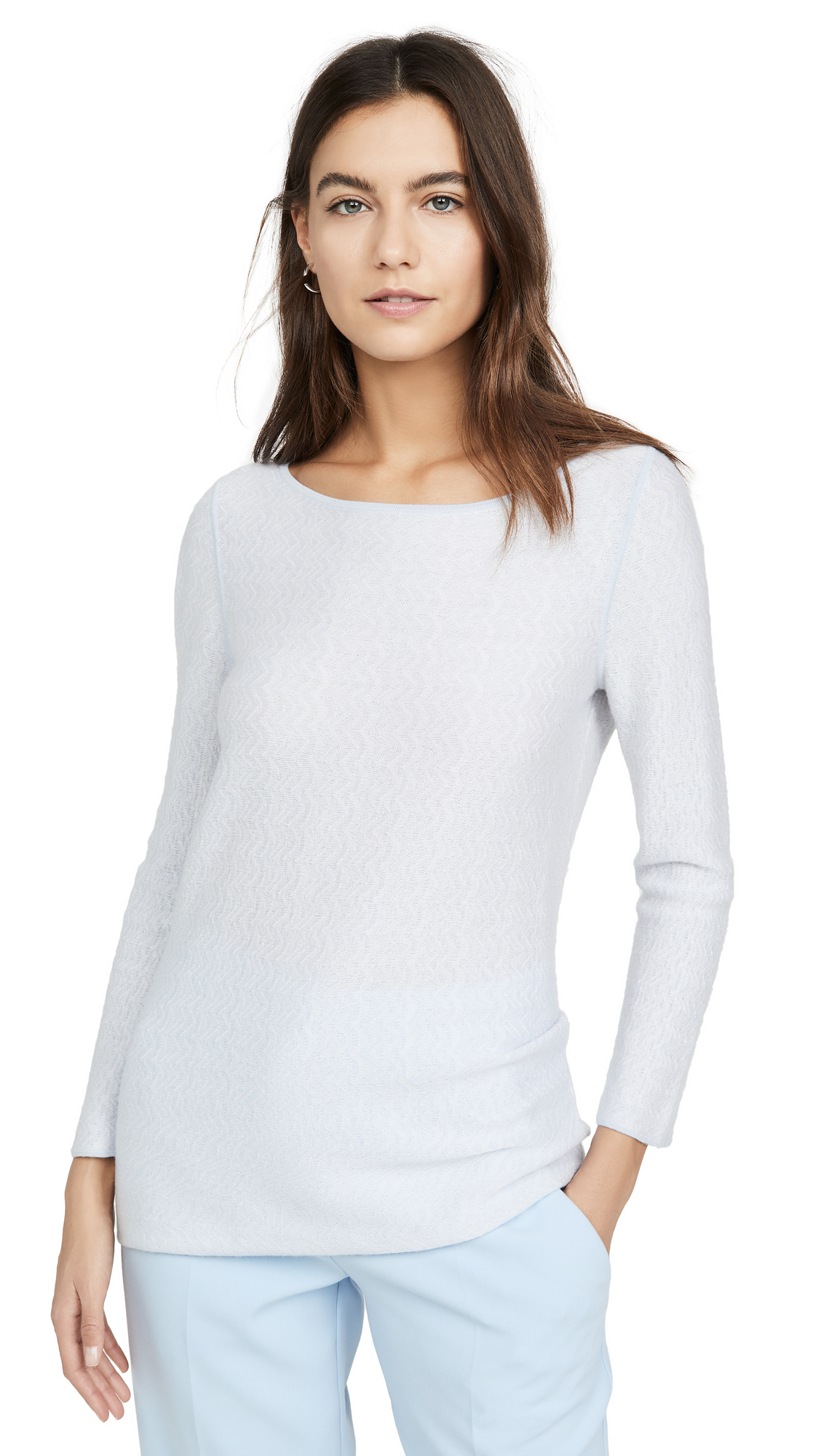 Photo of TSE Cashmere Cashmere Top - shop TSE Cashmere Tops, Blouses online