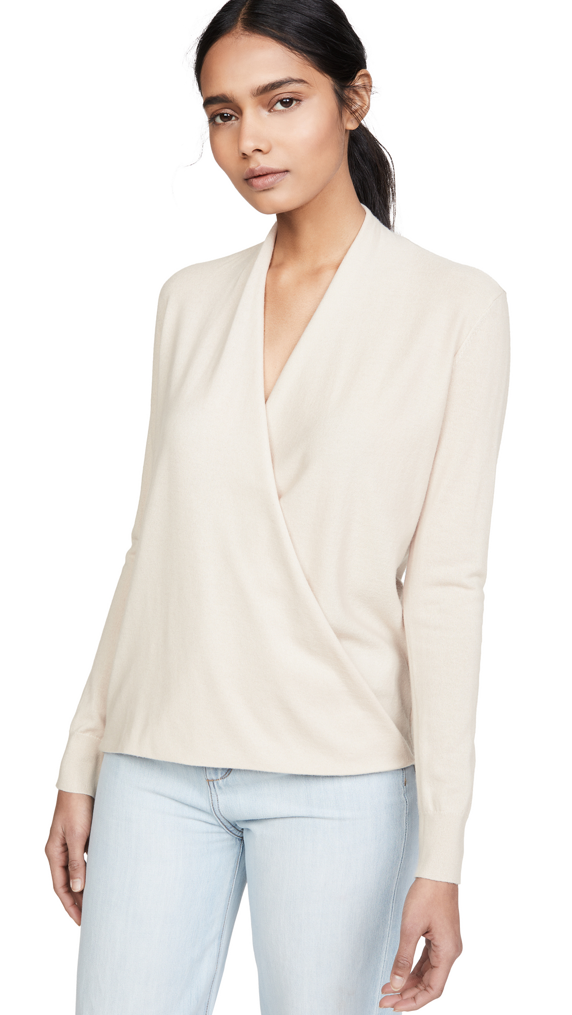TSE Cashmere Cashmere Drape Top - 50% Off Sale