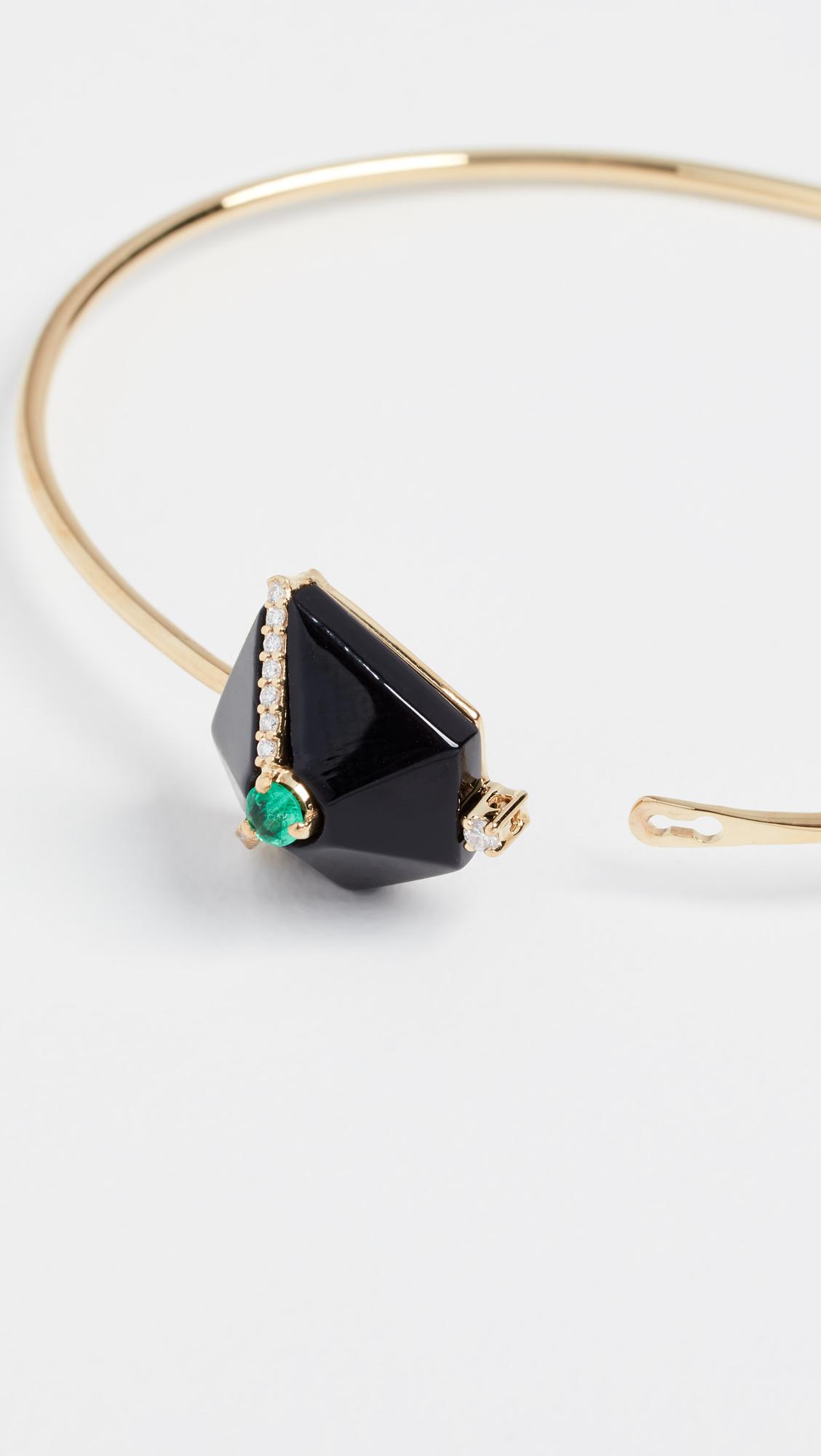 Tana Chung 18k Gold Cuore Bracelet eSOt3