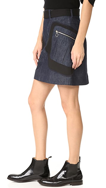 Tim Coppens Patch Skirt