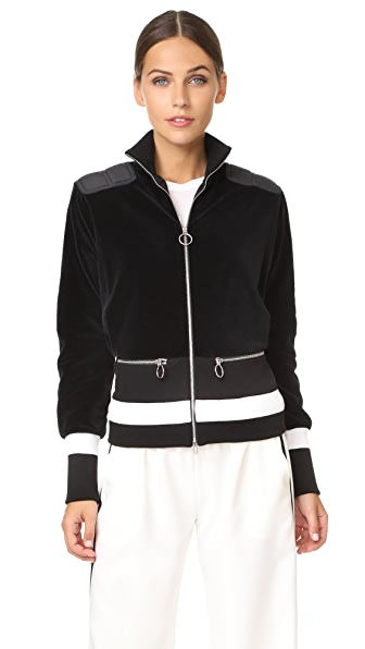Tim Coppens Track Jacket - Black