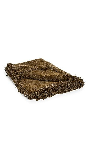 Tom Dixon Boucle Throw Blanket