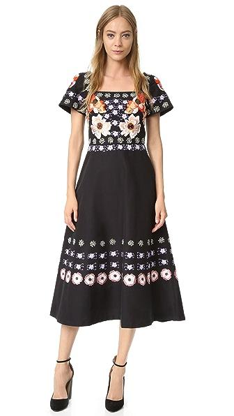 Temperley London Платье Sylvie Day