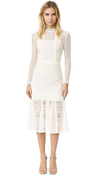 Temperley London Desdemona Lace Dress