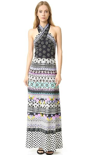 Temperley London Платье Cherise с американской проймой