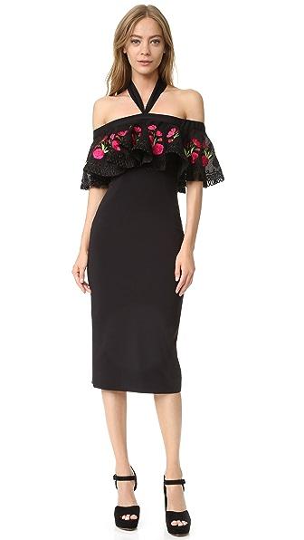 Temperley London Облегающее платье Lyra