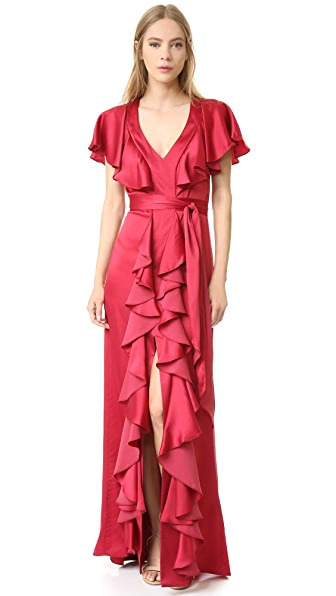 Temperley London Luna Maxi Dress