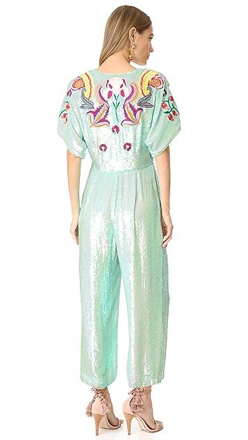 Temperley London Glint Jumpsuit