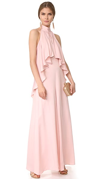Temperley London Hippolyta Jumpsuit - Blush