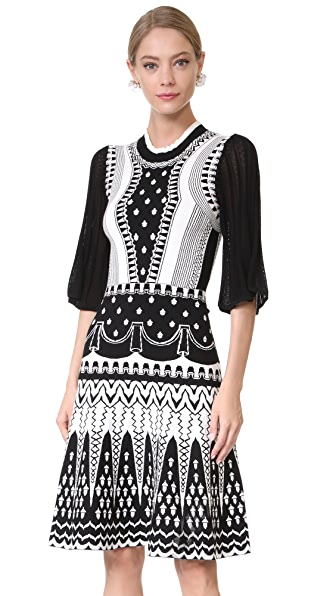 Temperley London Silver Mist Dress