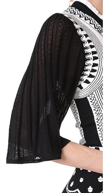 Temperley London Silver Mist Dress