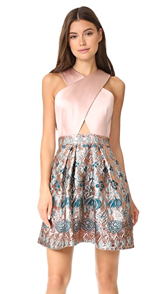 Temperley London Tower Mini Dress