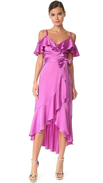 Temperley London Carnation Dress
